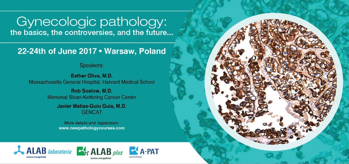 Pathology Outlines - Conferences / Webinars as of April 1, 2017