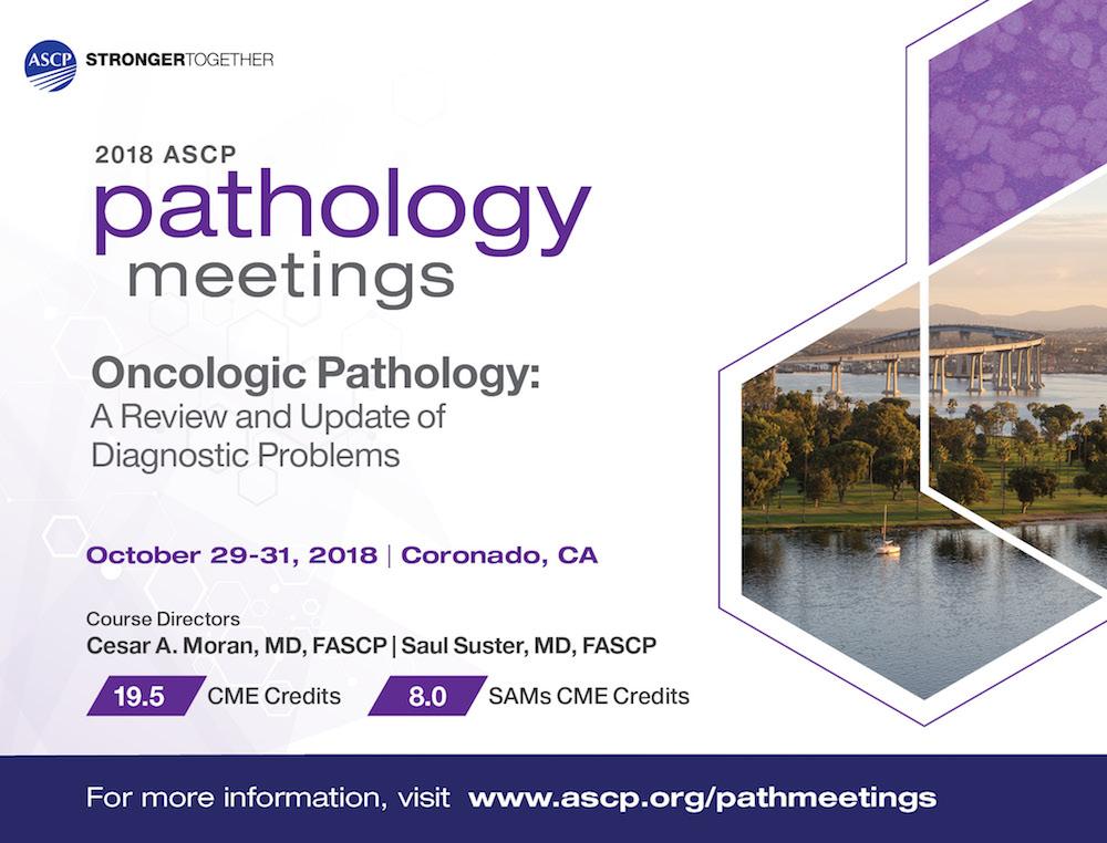 Pathology Outlines - Conferences / Webinars as of September 4, 2018