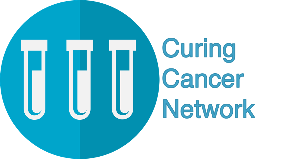 curing cancer network logo