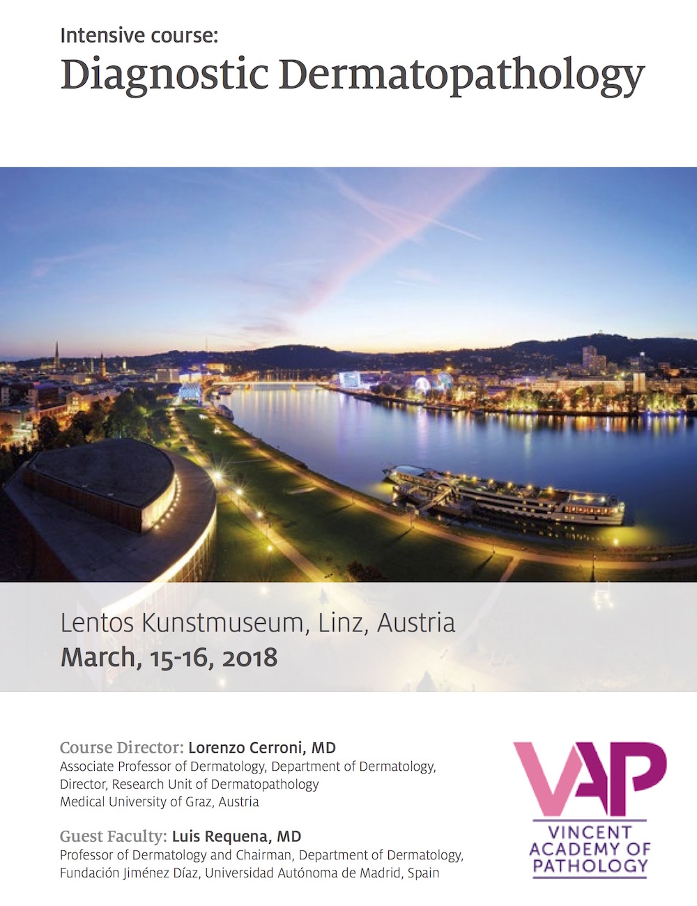 Pathology Outlines - Conferences / Webinars as of March 1, 2018