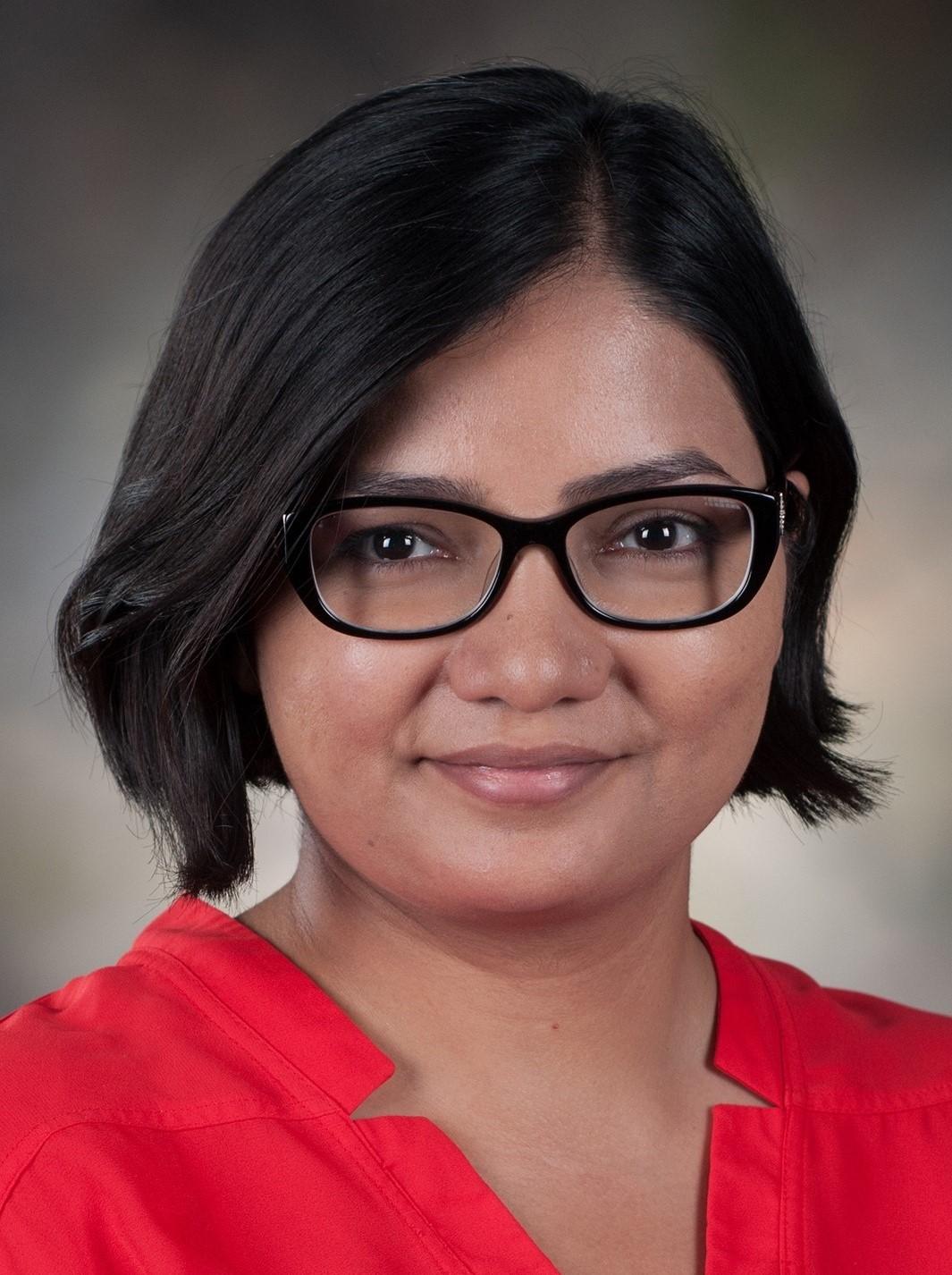 Apeksha N. Agarwal, M.B.B.S., M.D.