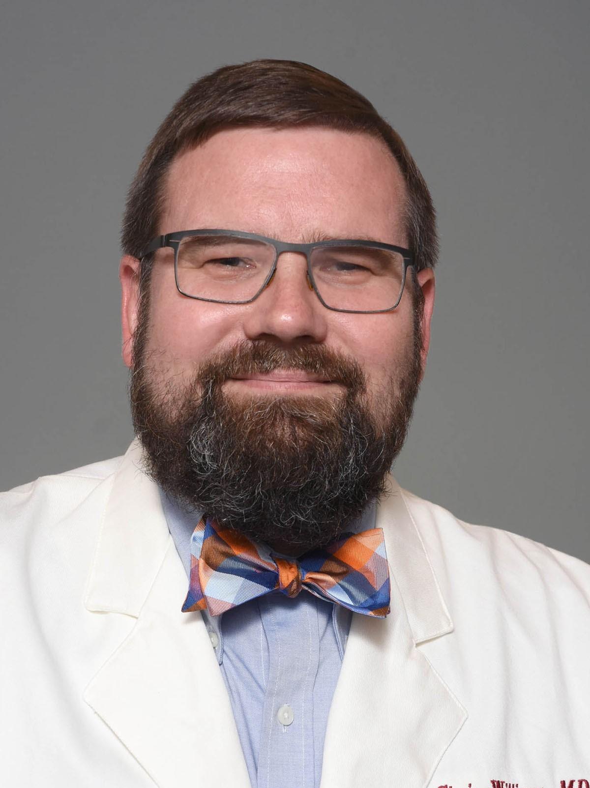 Chris Williams, M.D.