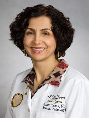 Farnaz Hasteh, M.D.