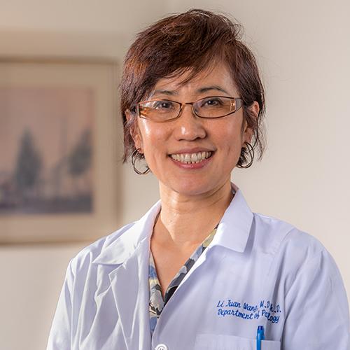 Li Juan Wang, M.D., Ph.D.