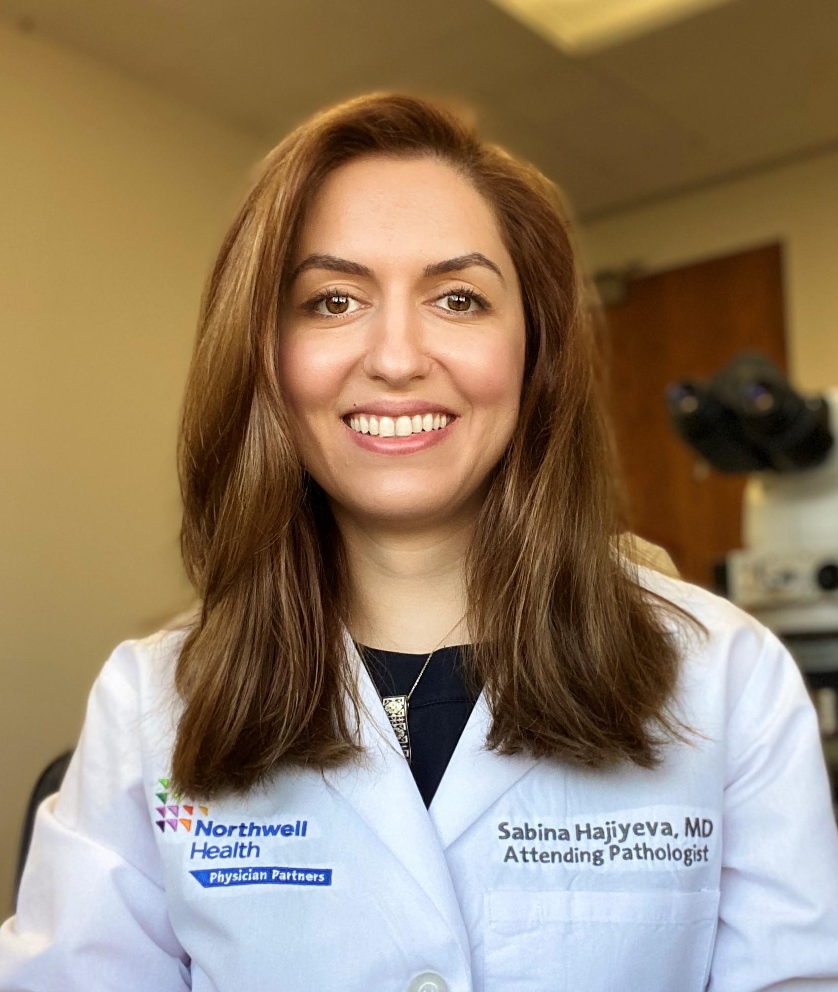 Sabina Hajiyeva, M.D.