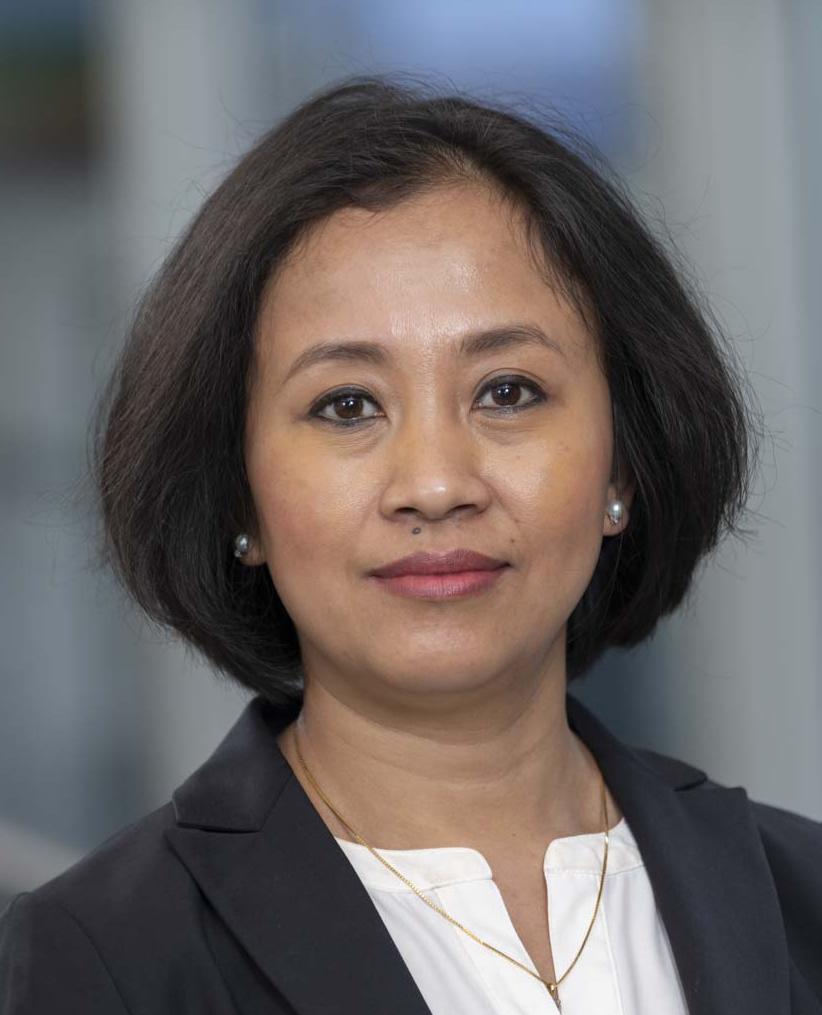 Judy Sarungbam, M.D.