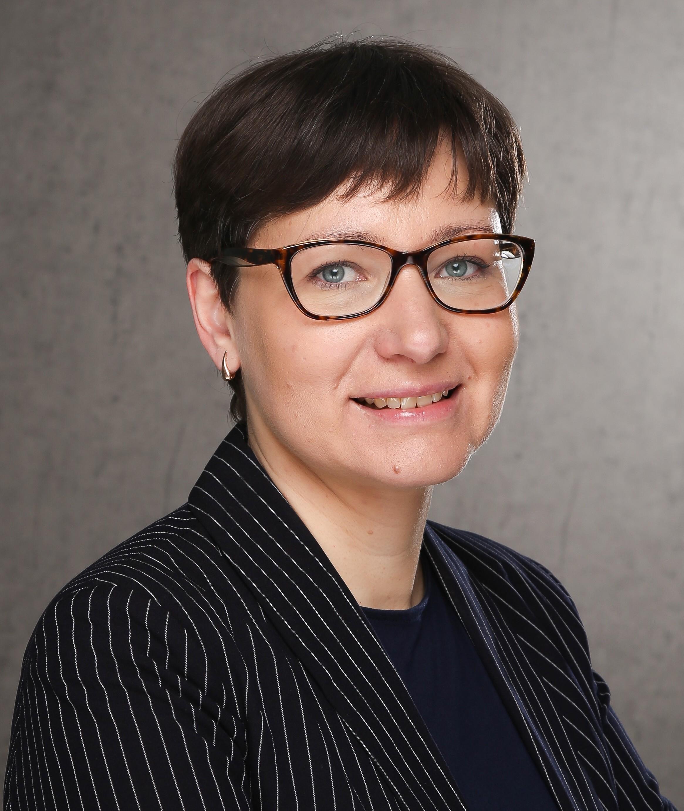 Iryna Samarska, M.D., Ph.D.