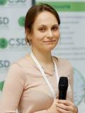 Antonina Kalmykova, M.D.