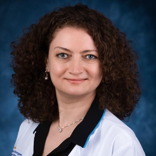 Irena Manukyan, M.D., Ph.D.