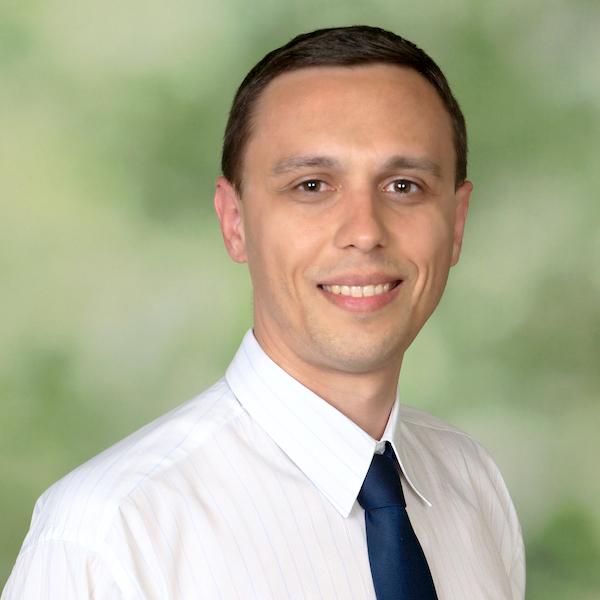 Andrii Puzyrenko, M.D., Ph.D.