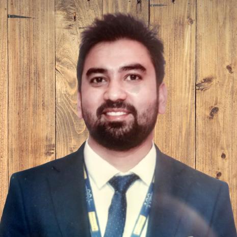 Asif Baliyan, M.D., D.N.B.