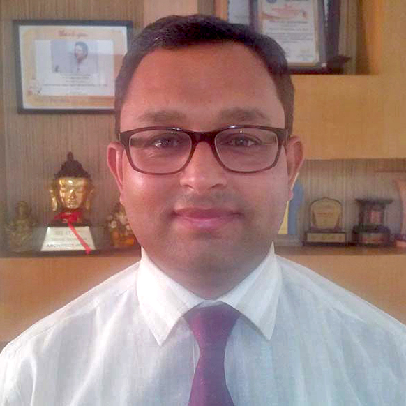 Devish Pyakurel, M.B.B.S., M.D.