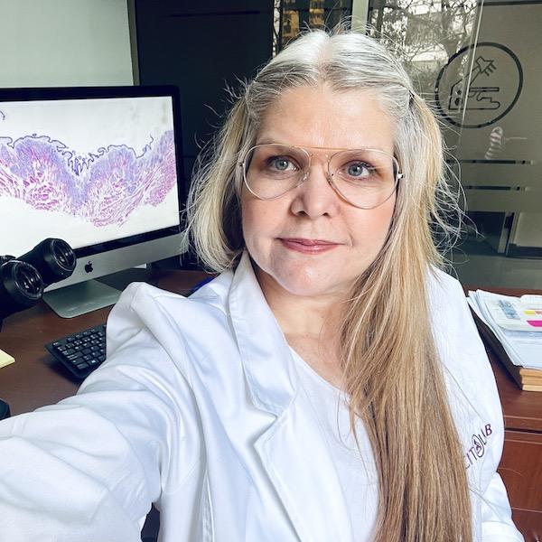 Eddy Verónica Mora González, M.D., Ph.D.