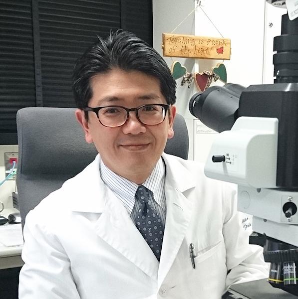 Yoshiki Mikami, M.D., Ph.D.