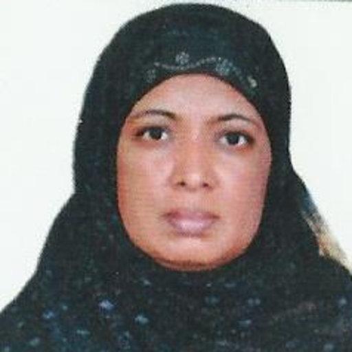 Shifa. S. Ibrahim, M.D.