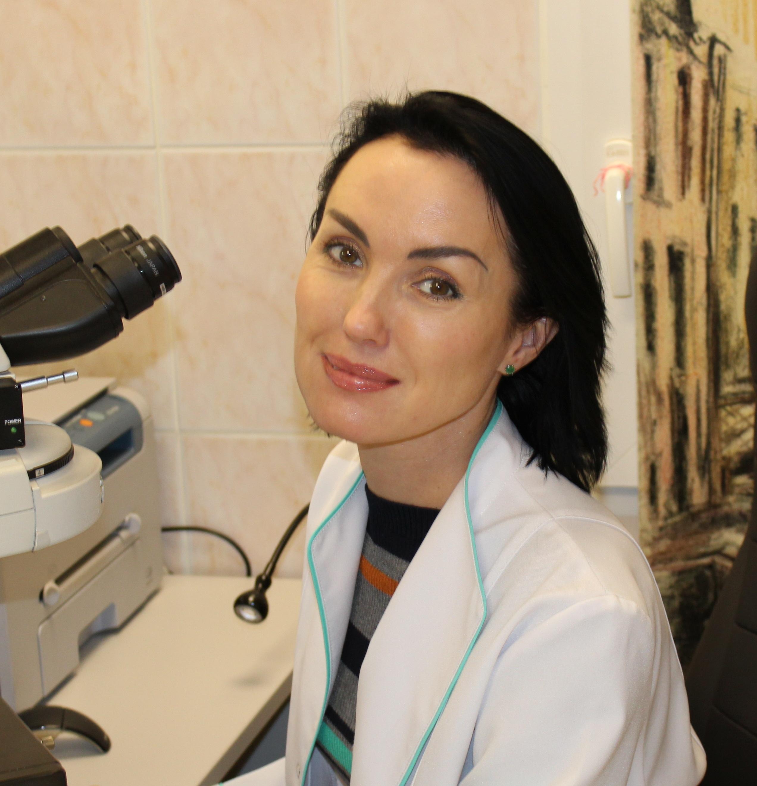 Olga Vorobyeva, M.D., Ph.D.