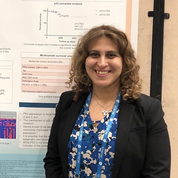 Rola Saleeb, M.D., Ph.D.