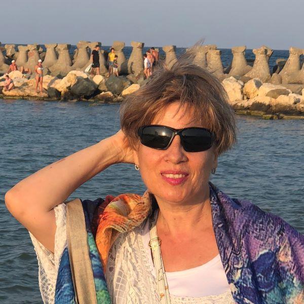 Teodora Camelia Vladescu, M.D.