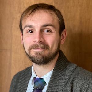 Scott Steward-Tharp, D.D.S., Ph.D.