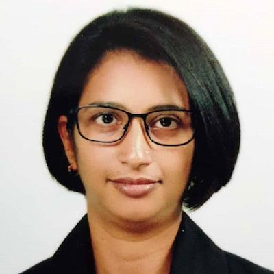 Pavitratha Puspanathan, M.B.B.S., M.Path.
