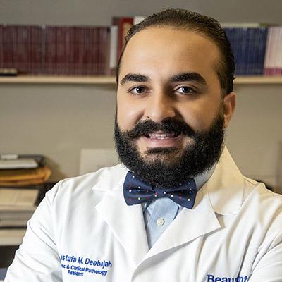 Mustafa Deebajah, M.D.