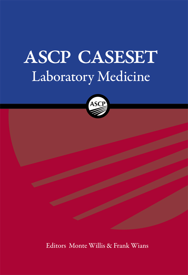 case studies in hematology and coagulation a new ascp case set What would you do (case studies) hematology and coagulation tests and compared this month in phlebotomy today.